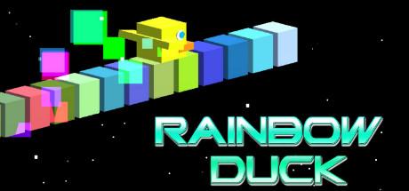 Rainbow Duck