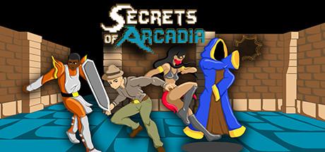 Secrets of Arcadia cover art