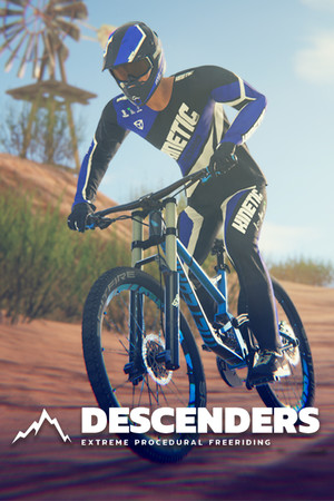 Descenders poster image on Steam Backlog