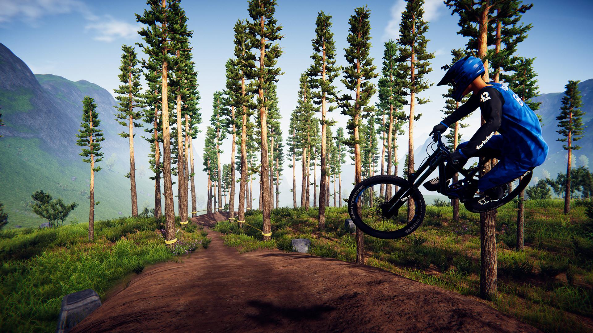 jeux downhill velo pc