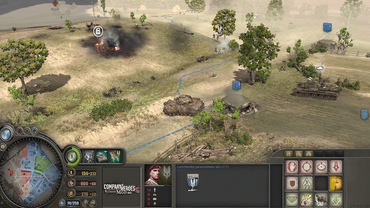 Company of Heroes: Blitzkrieg Mod on Steam