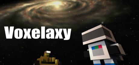 Voxelaxy cover art