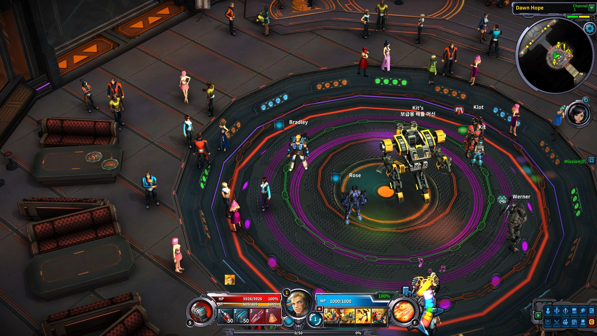 What's On Steam - Wild Buster: Heroes of Titan - MMO-ARPG