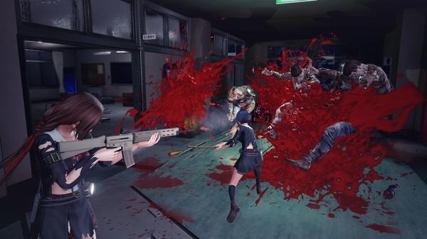 SG/ZH: School Girl/Zombie Hunter