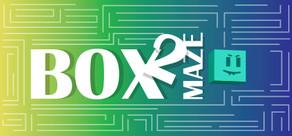 Box Maze 2 : Agent Cubert cover art