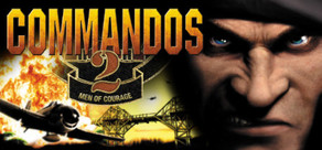 Commandos 2: Men of Courage cover art