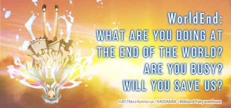 WorldEnd: What Do You Do at the End of the World? Are You Busy? Will You Save Us? cover art