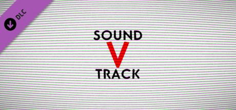 V: Soundtrack cover art