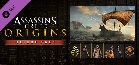 Assassin's Creed Origins Deluxe Pack