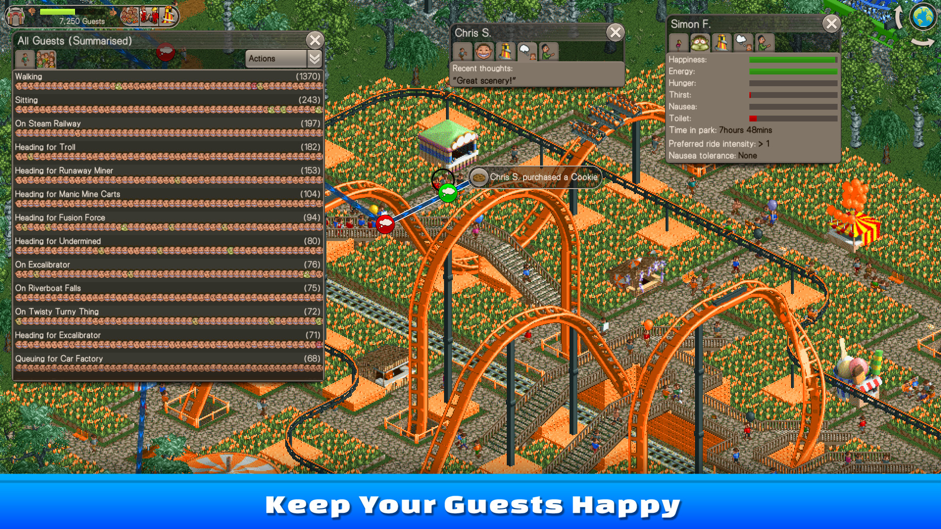 download rollercoaster tycoon 2 mac free