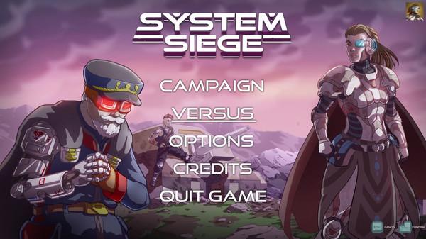 Скриншот из System Siege