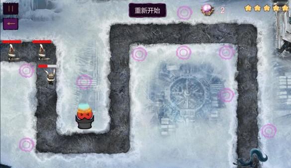 Скриншот из Tower And Guardian 塔与守卫者