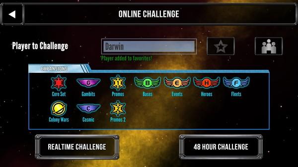 Скриншот из Star Realms - Cosmic Gambit