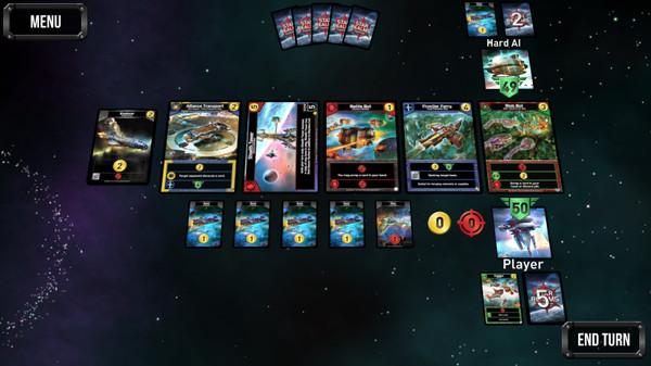 Скриншот из Star Realms - United: Assault