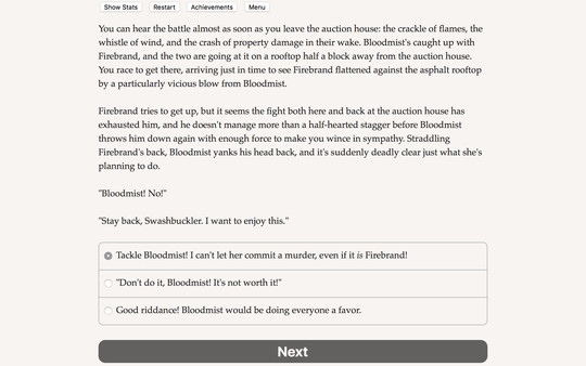 Скриншот из The Hero Unmasked! Demo