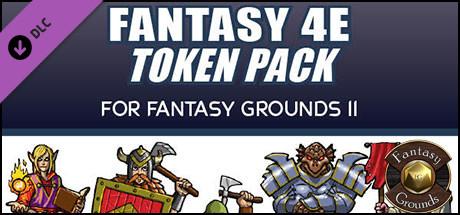 Fantasy Grounds - Disposable Heroes: Fantasy 4E (Token Pack)