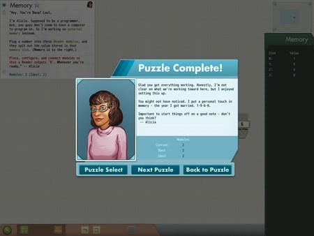Скриншот из Silicon Zeroes