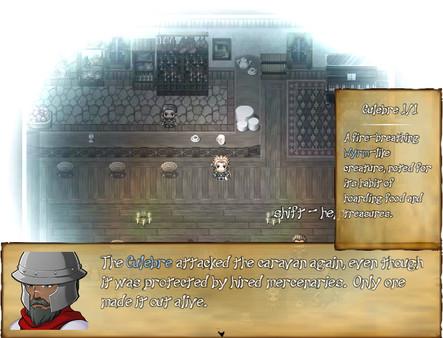 Скриншот из Res Judicata: Vale of Myth Demo