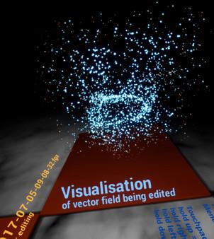 Скриншот из Impromptu Vector Field Painter