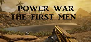 Power War - The First Men cover art
