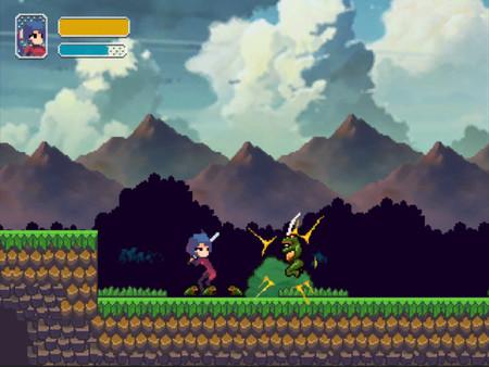 Скриншот из MonsterS in haha Island (群妖志)
