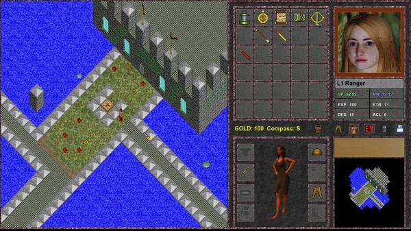 Скриншот из Dr. Dungeon's MADMAN!