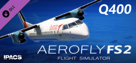 Aerofly FS 2 - Q400 on Steam