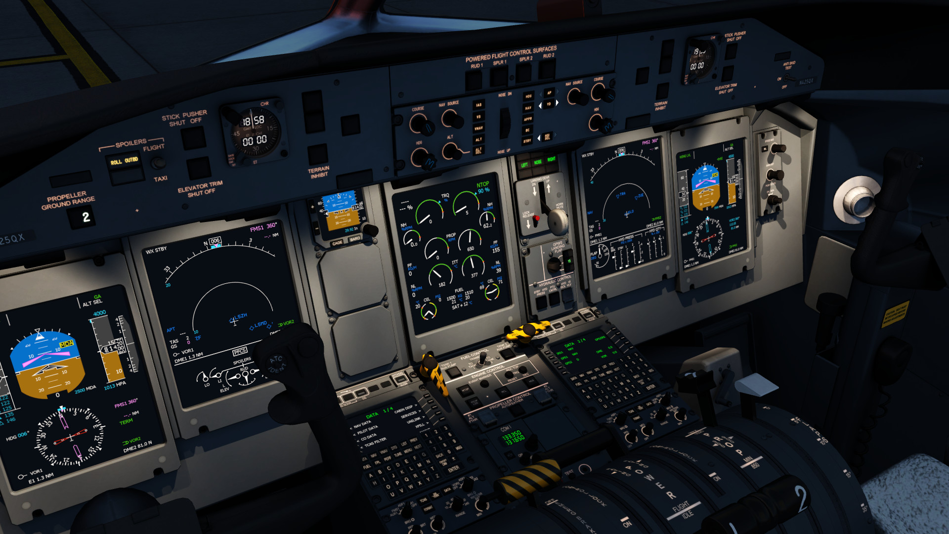 Aerofly FS 2 - Q400 trên Steam