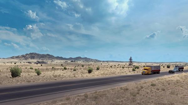 Скриншот из American Truck Simulator - New Mexico