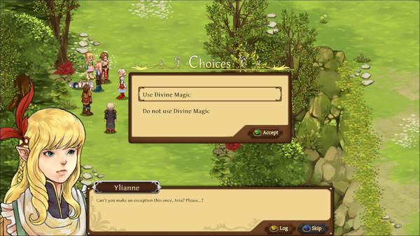 Скриншот из Celestian Tales: Realms Beyond Demo