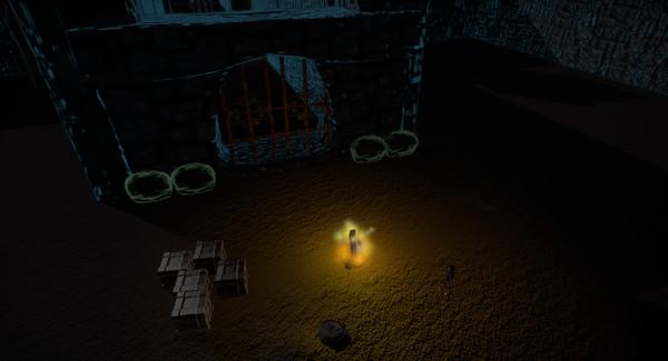 Скриншот из Amiss 13: the Curse