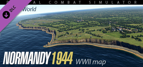 Dcs Normandy 1944 Map On Steam