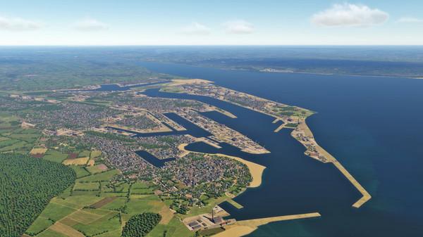 Скриншот из DCS: Normandy 1944 Map