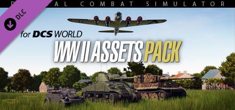 World War II Assets Pack | DLC
