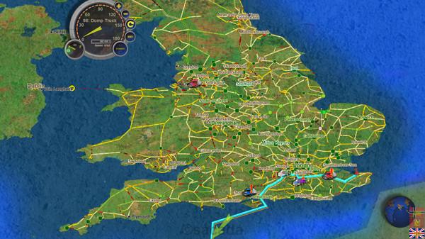 Скриншот из LOGistICAL: British Isles
