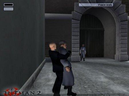 Скриншот из Hitman 2: Silent Assassin