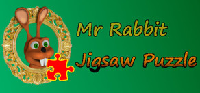 Mr Rabbit's Jigsaw Puzzle cover art
