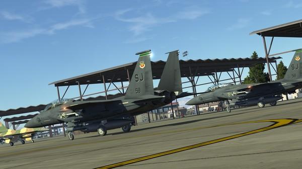 Скриншот из F-5E: Aggressors Air Combat Maneuver Campaign