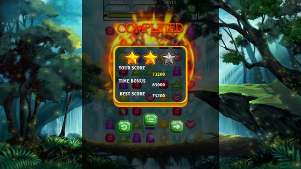 Скриншот из Jewels of the Mysterious Woodland