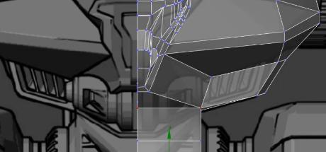 Mech Tutorial - 3Ds Max & Substance Painter: Mech Modeling - S01E09 on Steam