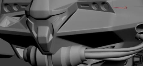 Mech Tutorial - 3Ds Max & Substance Painter: Mech Modeling - S01E16 on Steam