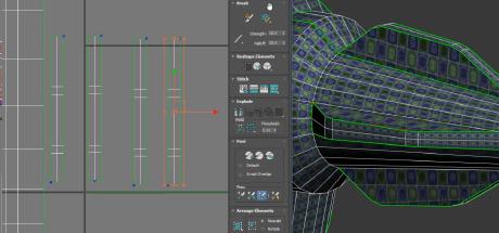 Mech Tutorial - 3Ds Max & Substance Painter: Mech Modeling - S01E26 on Steam