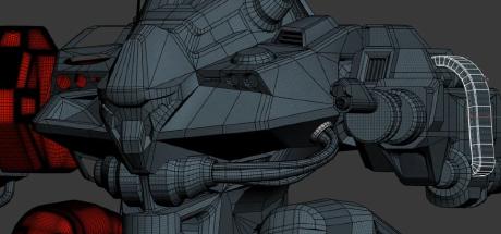 Mech Tutorial - 3Ds Max & Substance Painter: Mech Modeling - S01E27 on Steam