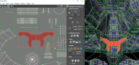 Mech Tutorial - 3Ds Max & Substance Painter: Mech Modeling - S01E28 on Steam