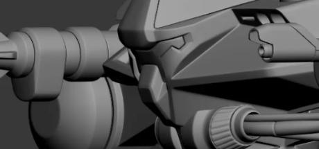 Mech Tutorial - 3Ds Max & Substance Painter: Mech Modeling - S01E33 on Steam