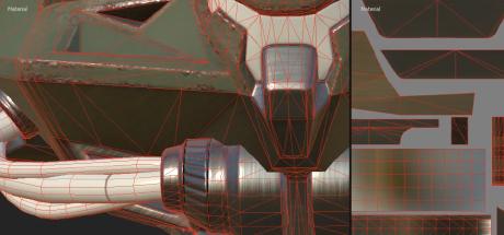 Mech Tutorial - 3Ds Max & Substance Painter: Mech Texturing - S02E02 on Steam
