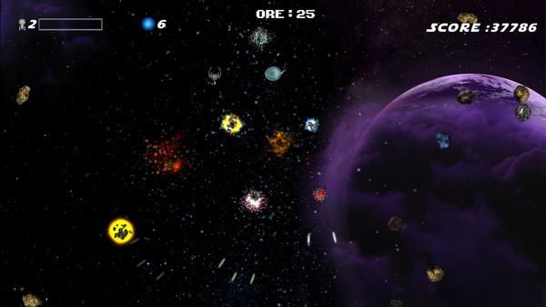 Скриншот из Asteroid Hunter