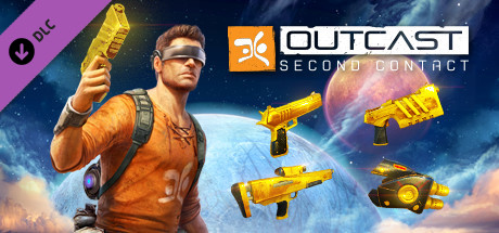 Outcast – Second Contact Golden Weapons Pack
