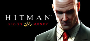 Hitman: Blood Money cover art