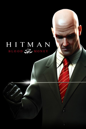 Hitman: Blood Money poster image on Steam Backlog